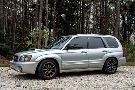 2005 Subaru Forester Xt by Don Wright S 2005 Subaru Forester On Wheelwell