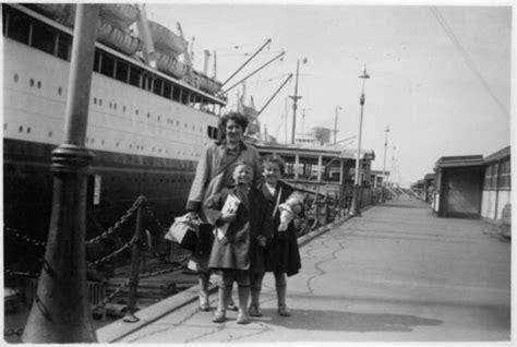 refugee boat north queensland post world war ii british migration to australia