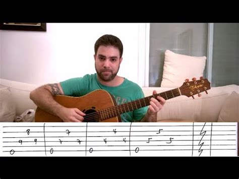 zombie fingerstyle tutorial fingerstyle tutorial sweet child o mine guitar lesson
