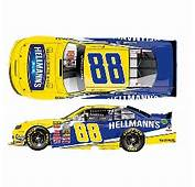 2013 Dale Earnhardt Jr 1/24th Hellmanns Camaro