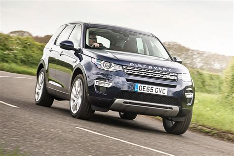 land rover discovery sport land rover discovery sport 2017 term test review