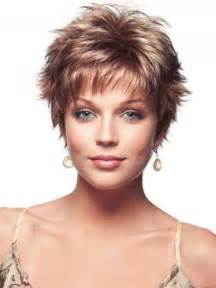 womans hairstyles for small faces short hairstyles for women with round faces and thick hair