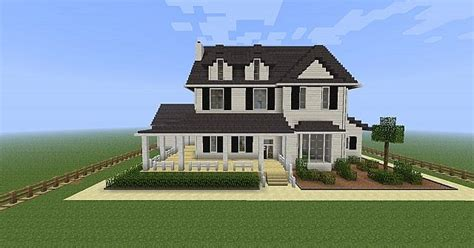 Modern Houses Minecraft Ftb American House Minecraft Project