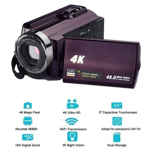 Hd Video Digital Camera Wedding Record Photography Camera
