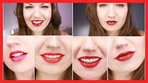 best red lipstick for fair skin tone best red lipsticks all skin tones youtube
