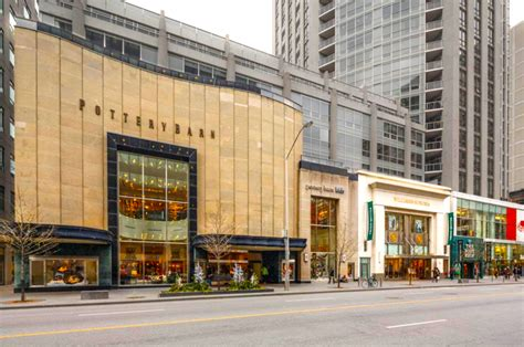 pottery barn williams sonoma williams sonoma and pottery barn to exit toronto s 100