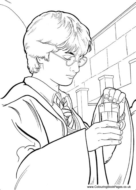 harry potter coloring book uk harry potter colouring pages
