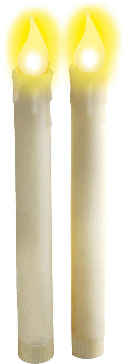 candele a pile candele elettriche bianche per