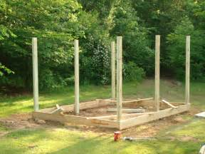 comment construire une cabane 12x20 3 6x6m pas cher