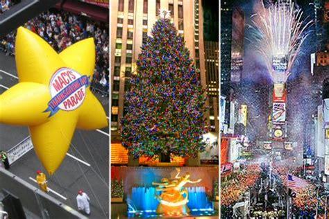 new year activities in new york city new york city events rockefeller center tree