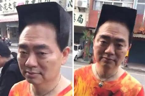 superhero hairstyles men man tries to attract younger women by getting hair cut
