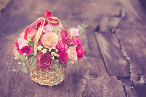 foto di fiori da scaricare gratis cesto di fiori scaricare foto gratis