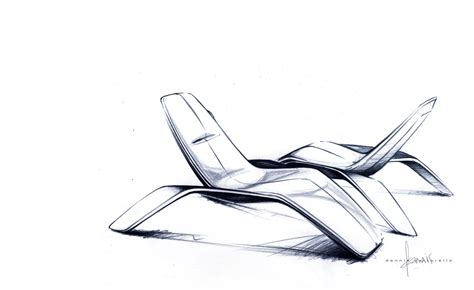 Ergonomic Lounge Chair Design Ideas Ford Design Lounge Chair Design Sketch Car Design