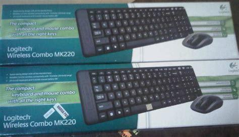 Jual Keyboard Wireless Laptop Jual Keyboard Logitech Wireless Combo Mk220 Muhammad Saleh