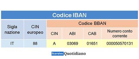 ricerca da codice iban codice iban cos 232 come funziona e come ricavarlo dal conto