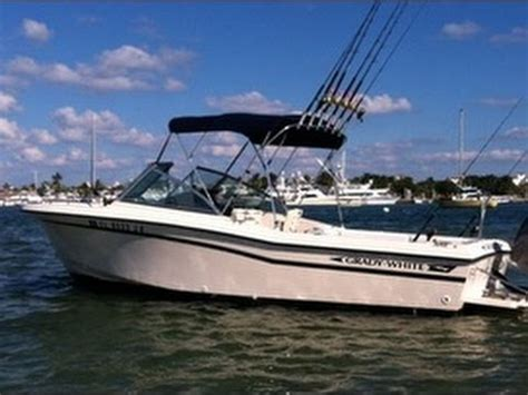 inappropriate fishing boat names unavailable used 1993 grady white 225 tournament in palm