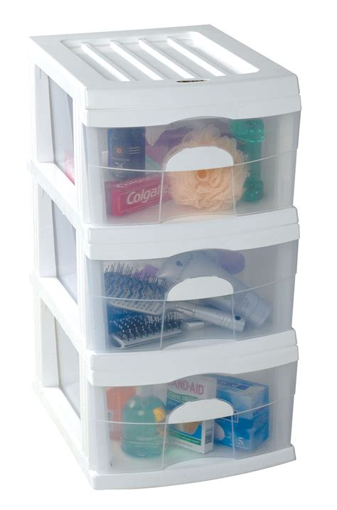 Kitchen Drawer Liners Nz by Taurus 3 Drawer A3 Unit White From Storage Box