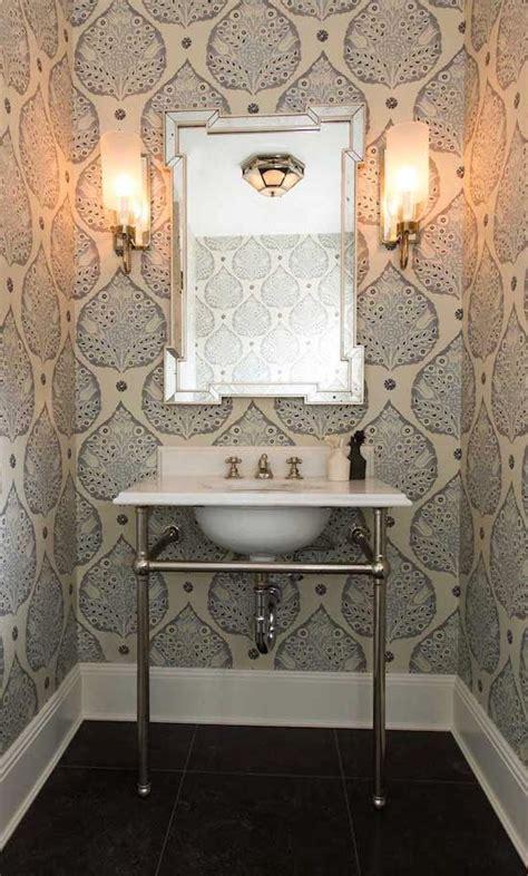 Best Bathroom Wallpaper » Home Design 2017