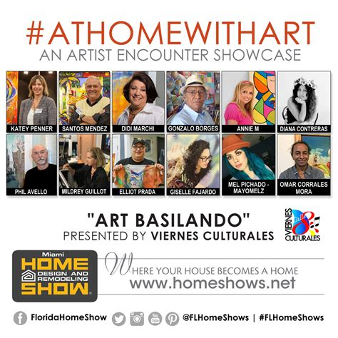miami home design and remodeling show tickets basilando athomewithart showcase 2017 at the miami home design and remodeling show 9 1