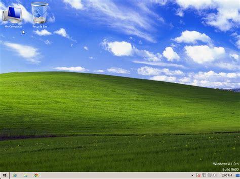 themes for computer desktop windows xp how to make windows 8 1 look like windows xp fixedbyvonnie