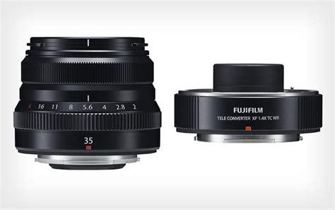 Lensa Tele Fujifilm fujifilm luncurkan lensa 35mm f 2 tahan cuaca dan