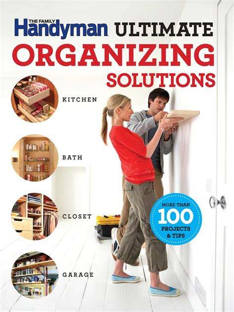 the family handyman the family handyman ultimate organizing solutions book by family handyman official publisher