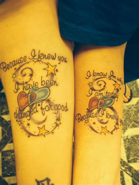 101 staggering best friend tattoos inkdoneright