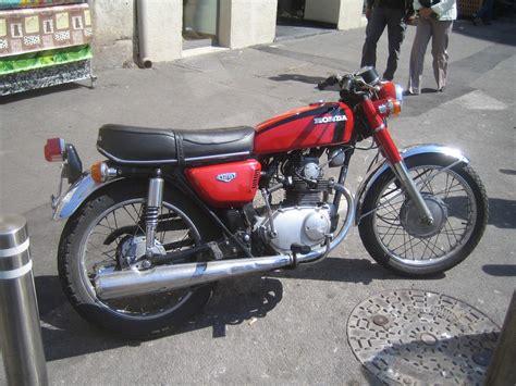 50ccm Motorrad Kaufen Z Rich by Honda Cb 125 Wikiwand