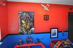 transformers theme room by hasbro in hilton hotel in peru 1000 images about ideas for sons room on pinterest