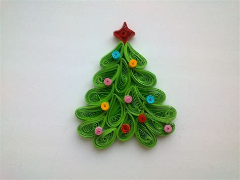 paper quilling christmas tree tutorial quilling christmas decoration make quilling christmas