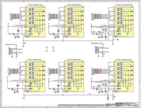 ethernet switch circuit diagram circuit and schematics