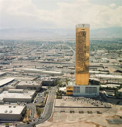 trump tower a tower of solid gold by kristacher gold trump international hotel las vegas the road