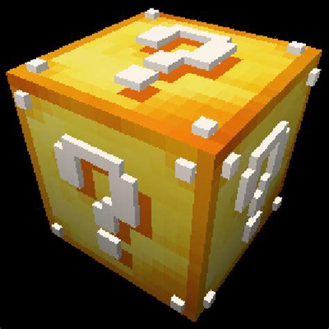 Lucky 3d 3d lucky block model 16x minecraft texture packs curse