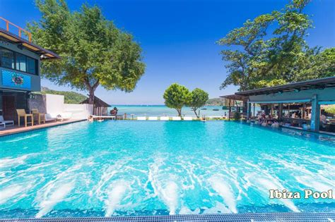 house pool party ibiza house pool party in koh phi phi thailand find