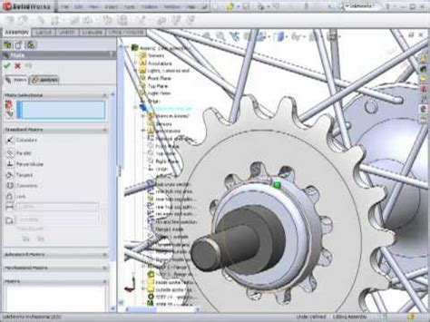 tutorial solidworks wheel dsid129 fa10 bicycle wheel solidworks tutorial part 4