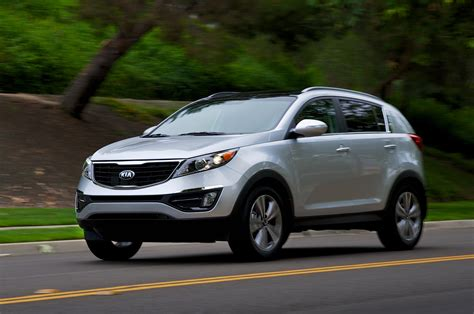 Kia Sportage Garage Kia Sportage Review And Rating Motor Trend