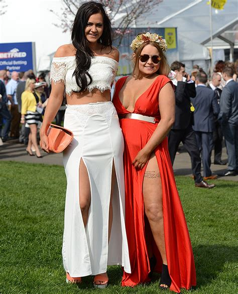 grand national 2015 ladies day at aintree racecourse in aintree grand national 2015 html autos post