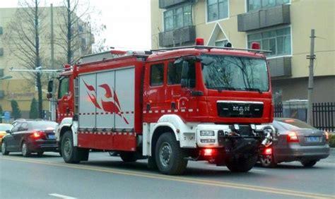 Mobil Pemadam Kebakaran 02 mobil pemadam kebakaran ini punya dua kepala okezone news