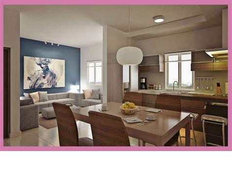 decoracion de comedor y sala como decorar sala comedor y cocina juntos