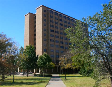 Texas Tech University University Student Housing Coleman Hall