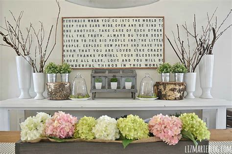inspired by 17 refreshing home decorating ideas
