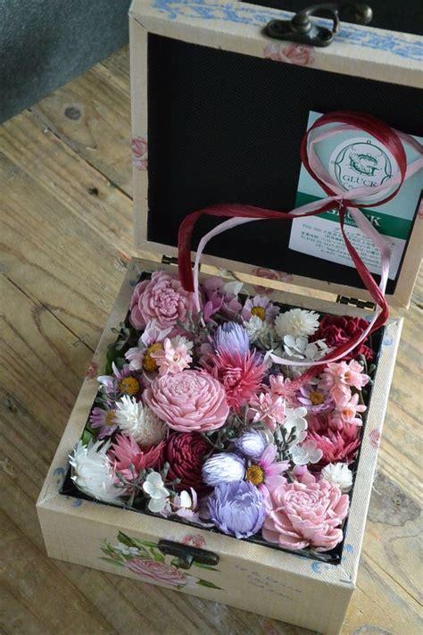 Bloom Box Big Black Preserved Flower preserved flower box by gluck floristik preserved flower flower boxes flower
