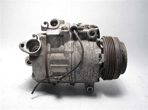 bmw e46 3 series x3 air conditioning ac compressor denso 2003 2006 used oe ebay