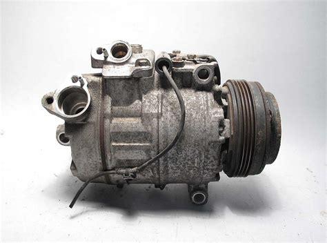 denso 174 bmw 5 series 2001 2003 a c compressor with clutch bmw e46 3 series x3 air conditioning ac compressor pump denso 2003 2006 used oe ebay