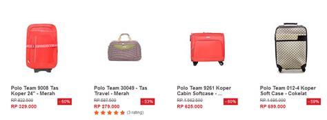 Harga Koper Mini Merk Polo daftar harga koper polo kecil kita punya