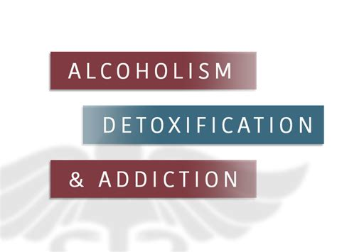 How To Detox A Addict At Home by Addiction Detoxification Abuse And Addiction