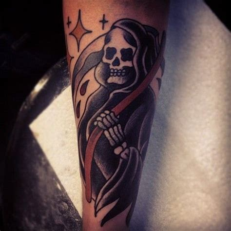 grim reaper traditional tattoo traditional reaper flash traditional grim reaper
