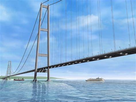 desain jembatan selat sunda jembatan selat sunda akankah terwujud berita trans