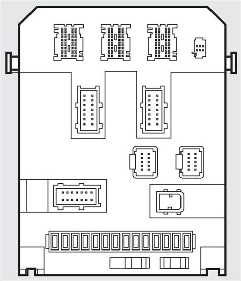 fiat scudo mk2 2006 2016 fuse box diagram auto genius