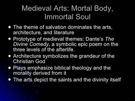 themes renaissance literature medieval themes and symbolism images